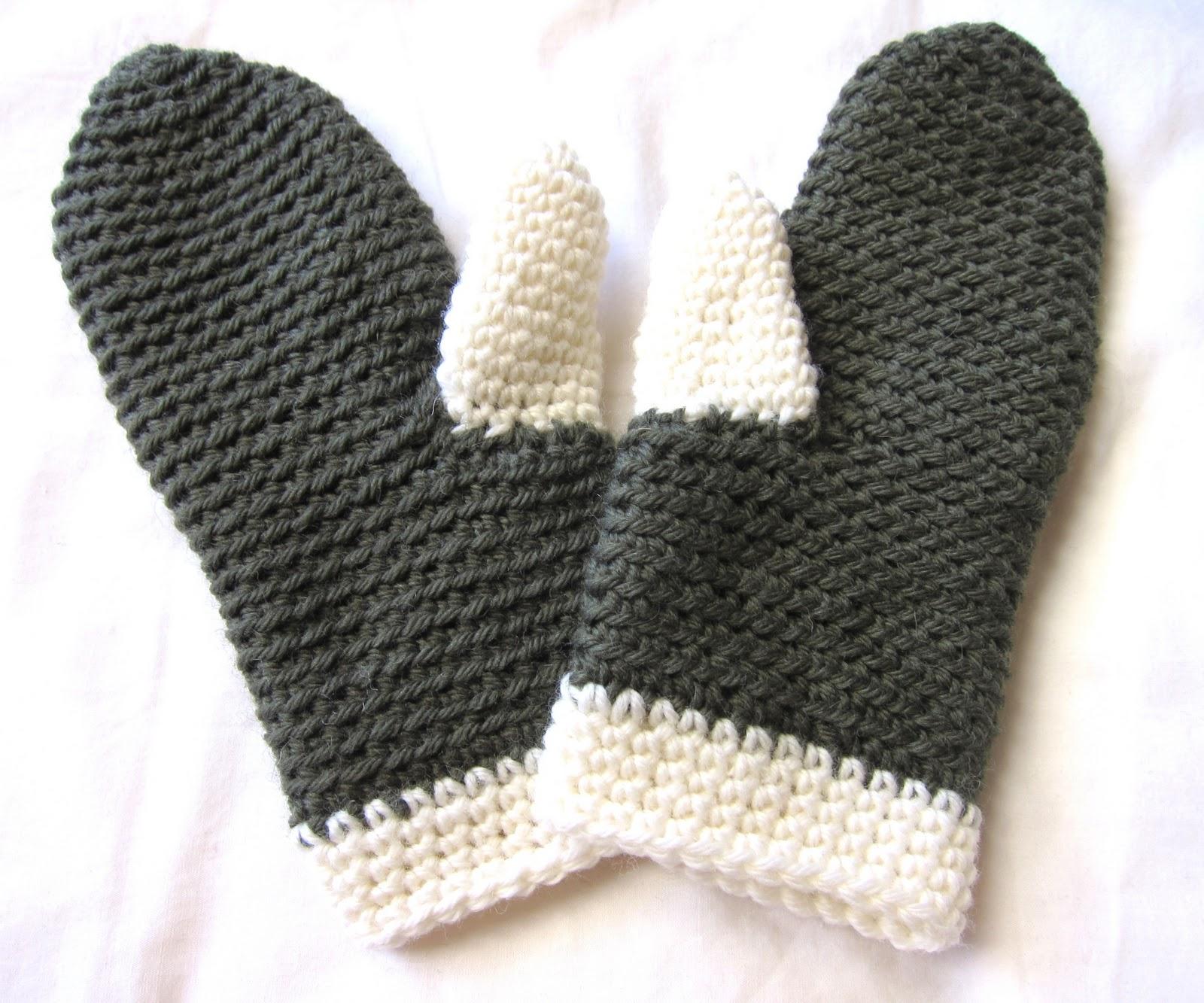 Crochet Mittens : Crochet Mittens Labels: crochet mittens, full