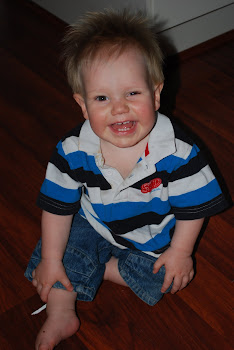 Joel, Christmas 2010