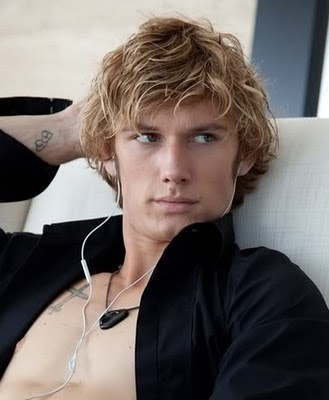 Alex Pettyfer Short Men Hairstyles Pictures 2010