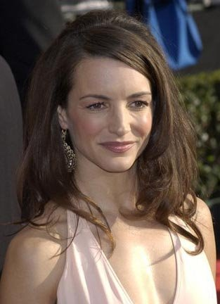 Kristin Davis Top Nice Hairstyles for Prom 2010