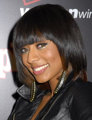 black medium length hairstyles. African American Medium Length