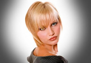 Modern Cute Short Hairstyles for Fall Winter 2010