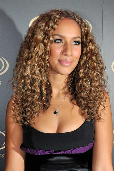 Top Beautiful Hairstyles for Curly Hair 2010