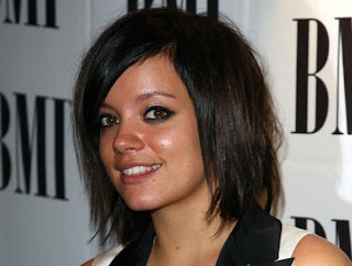 Modern Trendy Hairstyle with Bangs 2010