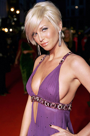 trendy short hairstyles 2009. trendy short haircuts 2011