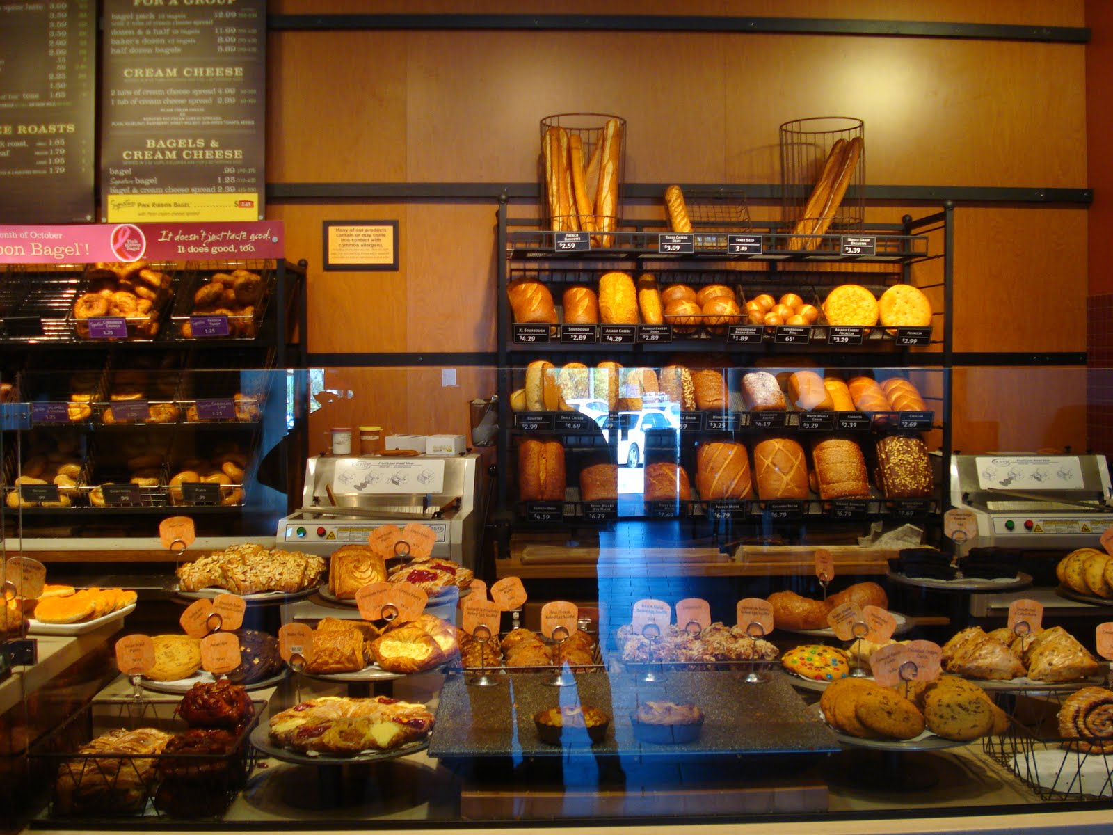Panera Bread http://julieloveschar.blogspot.com/2010/10/panera-bread.html