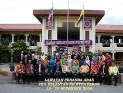 Lawatan Penanda Aras BTPNK ke BTPN & PKG Perak