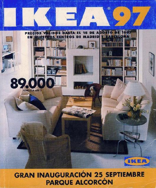 El blog del marketing curiosidades sobre el cat logo de ikea - Ikea espana catalogo ...