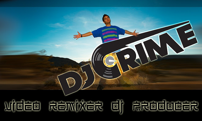 DJ CRIME - Audio Video Remixer