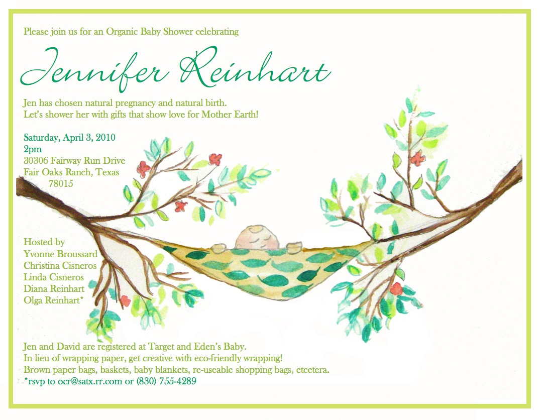 1809west eco friendly baby shower invite eco friendly baby shower invite filmwisefo