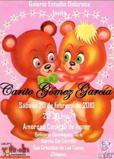 CARITO GÓMEZ GARCÍA