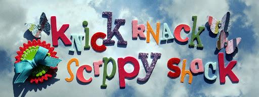 Knick Knack Scrappy Shack