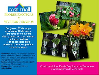 Flores ex ticas y viveros urbanos en el centro comercial for Como iniciar un vivero en casa