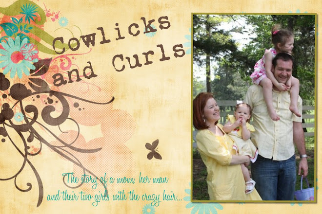 Cowlicks and Curls