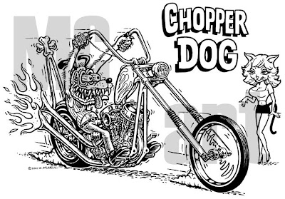 this months header the chopper dog phenomenon