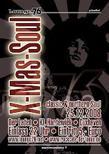 XMas Soul 2008 im Laden