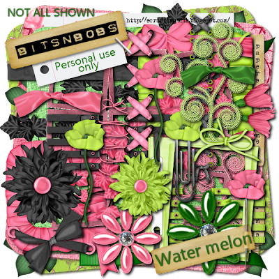 http://scrappingbits.blogspot.com/2009/05/watermelon-goodie-train-freebie.html