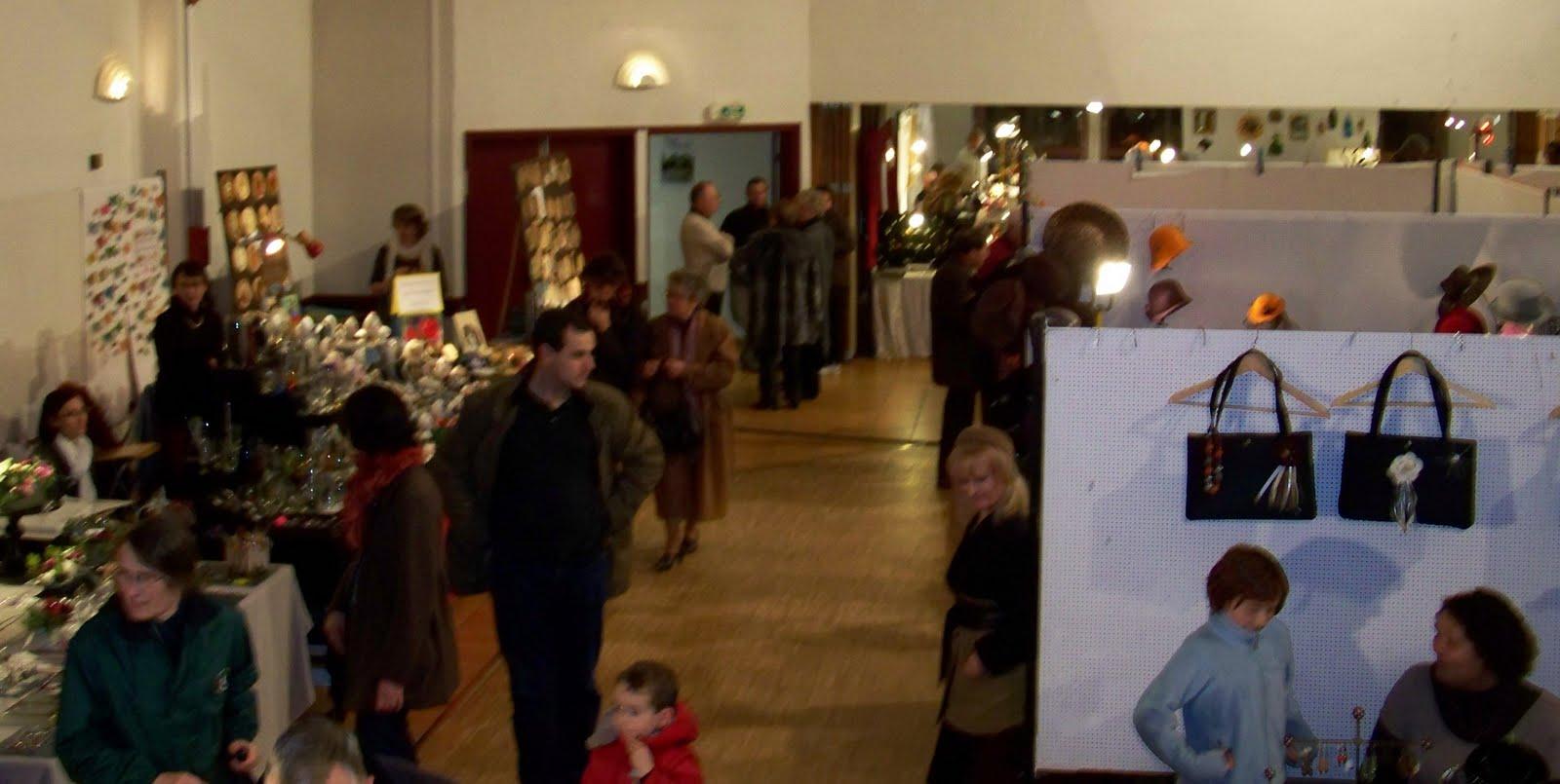 Publi par patrick septiers 09 20 for Salon artisanat a ballancourt sur essonne