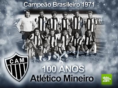 O 1º campeão brasileiro