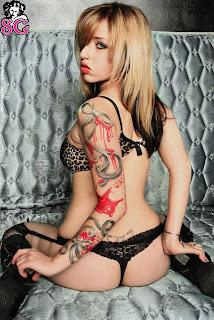 Tattooid Femina