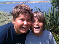 Noah and Jonah
