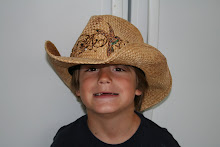 My little Cowboy!