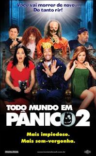 [Downloads-Filmes] Coleção - Todo Mundo em Pânico 1/2/3/4 Scary-movie-2-poster02