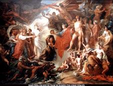 Dioses del Olimpo Jacques Réattu