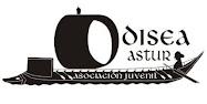 """Joranadas NSR - A.J. """"Odisea Astur"""" (Oviedo) Logo+Odisea"""