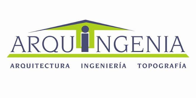 ARQUINGENIA ARQUITECTURA, INGENIERIA Y TOPOGRAFIA
