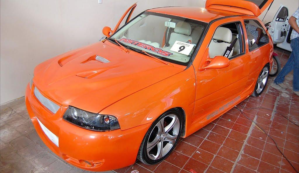 Wolsvagen Gol Tuneados - Fotos de coches - Zcoches
