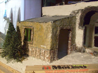 Italiabloggata come costruire un presepe con la tecnica for Come fare per costruire la tua casa