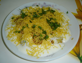 SPDP - Shev Batata Dahi Puri