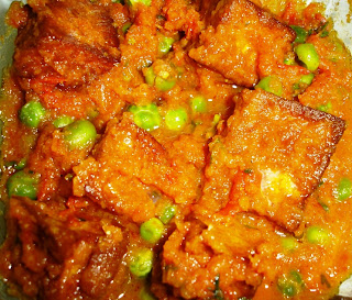 Muttor Paneer