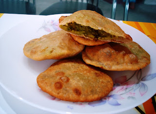 Muttor Kachori