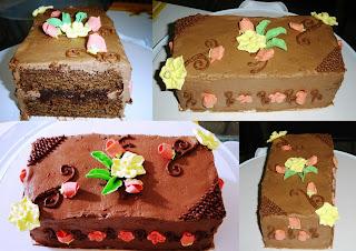 चॉकलेट केक