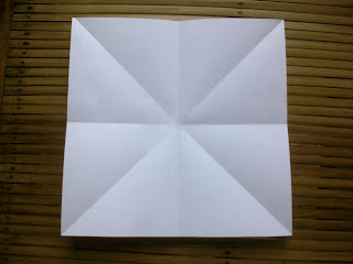 Cajas origami - 10 días para Navidad