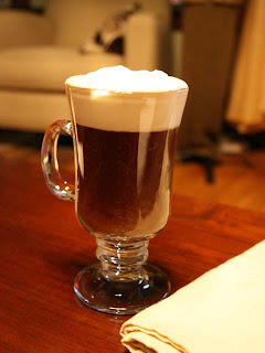 "El ""Irish Coffee"" o Café Irlandés"