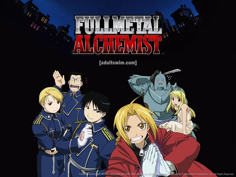 Full Metal Alchemist Shintetsu Fma_group