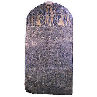 The Merneptah Stele