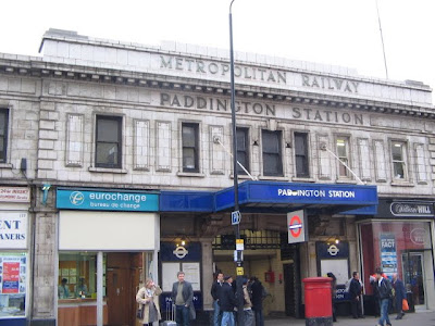 metropolitan railway paddington