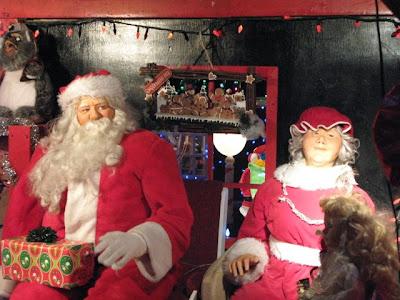 creepy santa and mrs claus