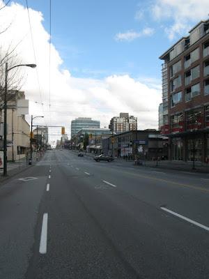 deserted broadway