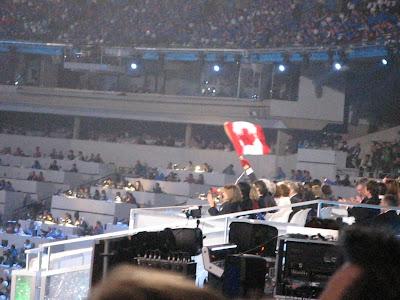 gordo and his flag