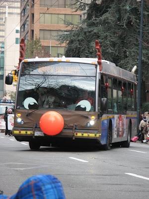 rudolph bus