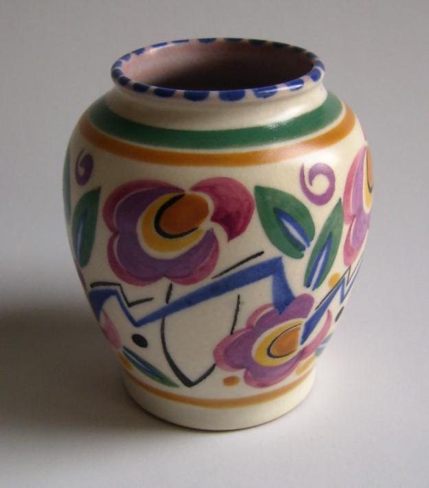 Rob 39 s poole pottery blog poole pottery art deco vase lt 361 - Blog deco ...