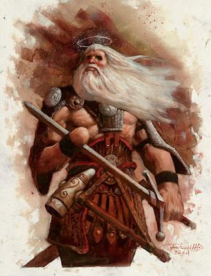 Mitologia nórdica  Tyr_p81