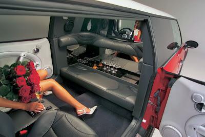 MINI  Cooper S Limousine MINI XXL