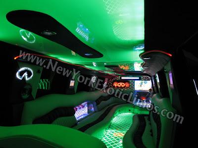 Infinity QX56 Limousine