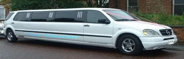 Mercedes ML Limousine